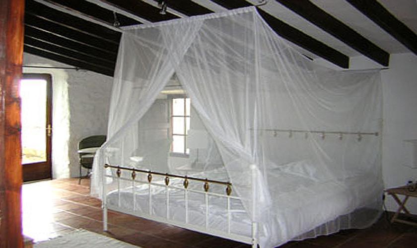 Schlafzimmer Finca Mallorca Norden PM 336 für 12-22 Personen