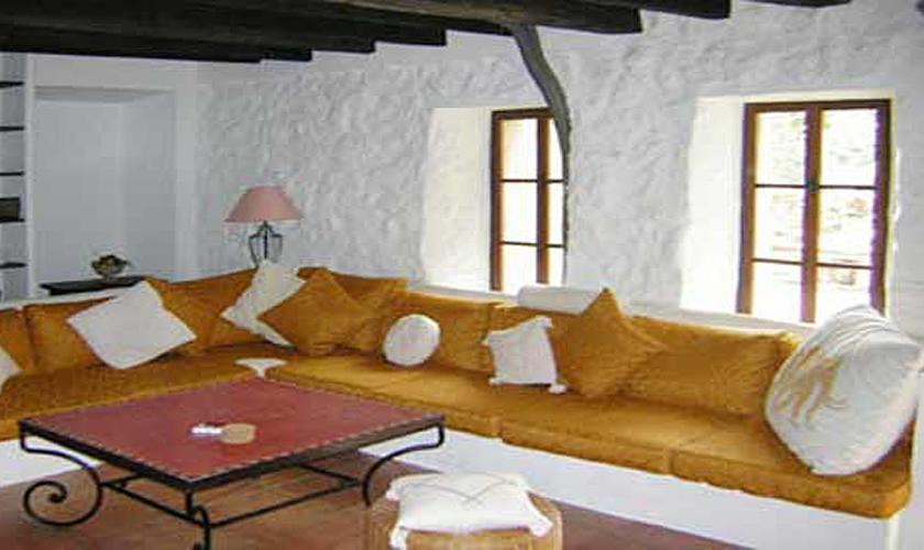 Wohnraum Finca Mallorca Norden PM 336 für 12-22 Personen