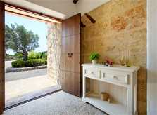 Eingangshalle Finca Mallorca  mit Pool im Norden PM 3403 für 6 Personen