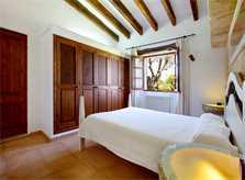Schlafzimmer 2 Finca Mallorca  mit Pool im Norden PM 3403 für 6 Personen