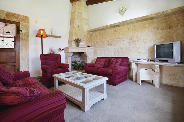Sofax Finca Mallorca  mit Pool im Norden PM 3403 für 6 Personen
