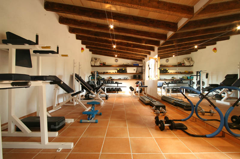 Fitness Finca Mallorca PM 3408