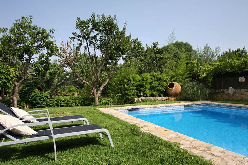 Pool der Finca Mallorca Norden PM 3408