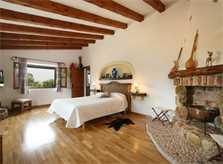 Schlafzimmer Finca Mallorca Norden PM 3408