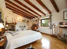 Schlafzimmer 2 Finca Mallorca Norden PM 3408