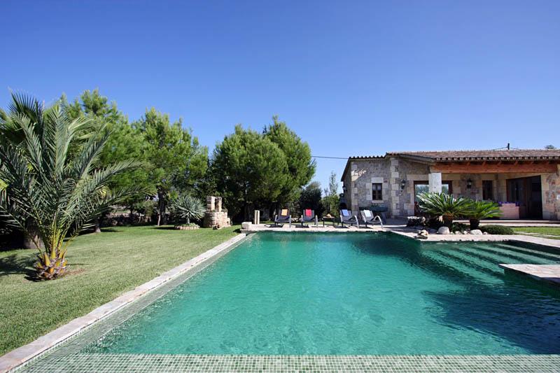 Pool und Finca Mallorca Norden PM 3409