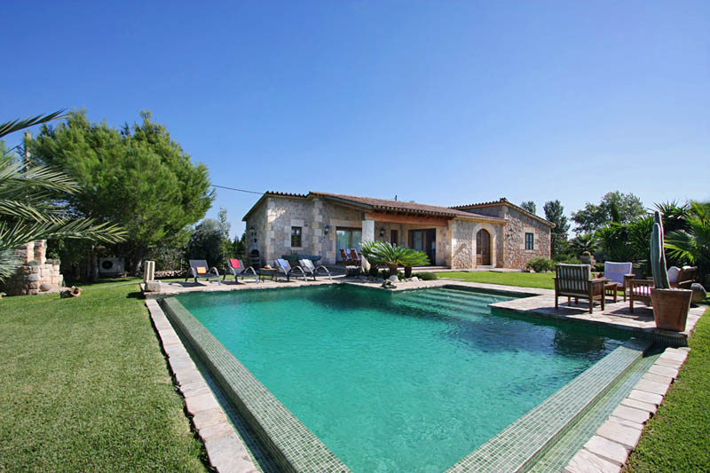 Pool und Finca Mallorca mit Pool für 4 Personen PM 3409