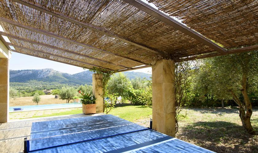 Tischtennis Finca  Mallorca PM 3410