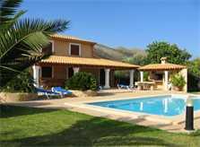 Pool und Finca Mallorca Norden PM 3411