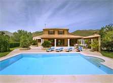 Pool und Finca Mallorca Norden für 6 Personen PM 3411