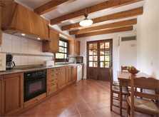 Küche Finca Mallorca Norden PM 3411