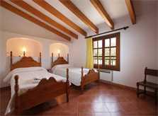 Schlafzimmer Finca Mallorca Norden PM 3411
