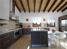 Küche 2 Ferienvilla Mallorca Norden für 10 Personen PM 3412
