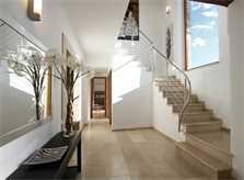 Treppenhaus Ferienhaus Mallorca Norden für 10 Personen PM 3412
