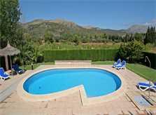 Poolblick Finca Mallorca 8 Personen PM 3414
