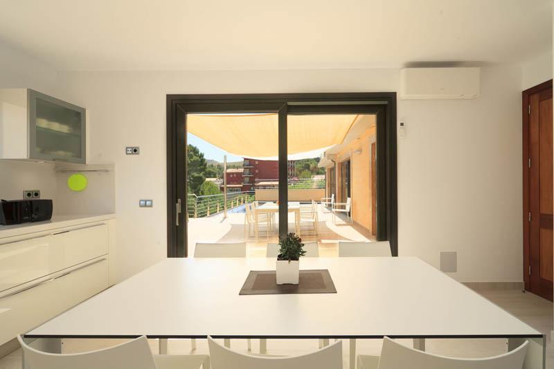 Essplatz Villa Mallorca Nordküste PM 3417