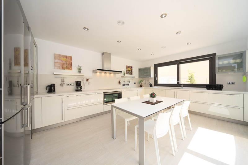 Küche Villa Mallorca Nordküste PM 3417