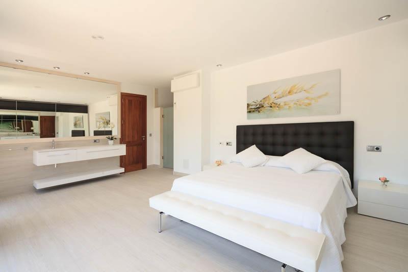 Schlafzimmer Villa Mallorca Nordküste PM 3417