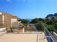 Terrasse der Ferienvilla Mallorca Nordküste PM 3417
