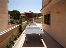 Tischtennis Ferienvilla Strandnähe Mallorca Nordküste PM 3417