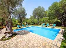 Pool und Finca  Mallorca Norden PM 3418