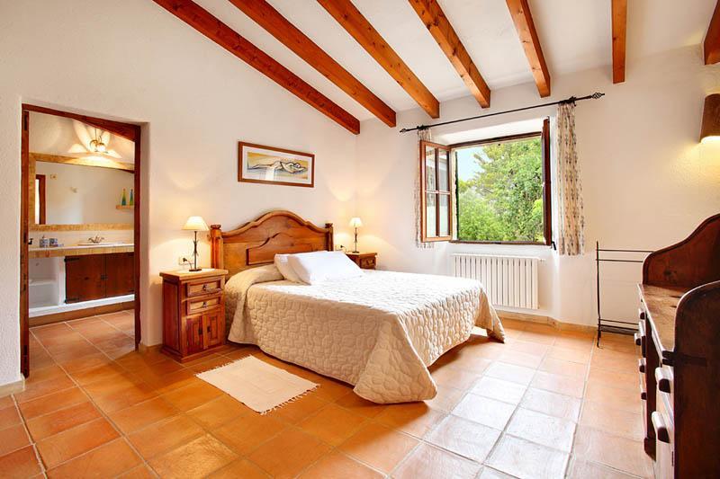 Schlafzimmer Finca Mallorca PM 3418