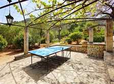 Tischtennis Finca Mallorca PM 3418 für 6-7 Personen