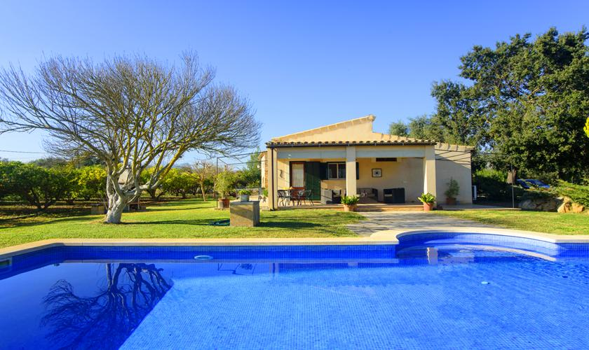 Pool und Finca Mallorca für 4 Personen PM 3428