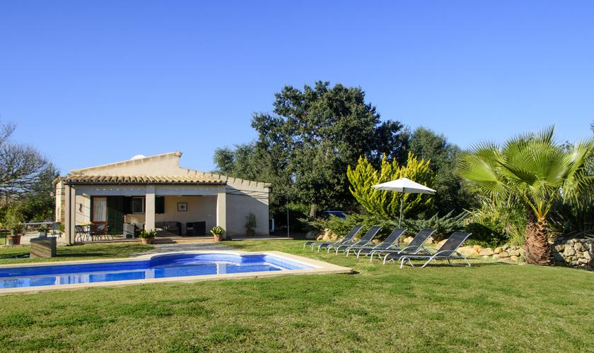Pool und Ferienfinca Mallorca 4 Personen PM 3428