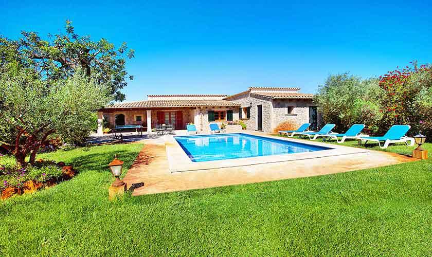 Pool und Ferienhaus Mallorca Norden PM 3429
