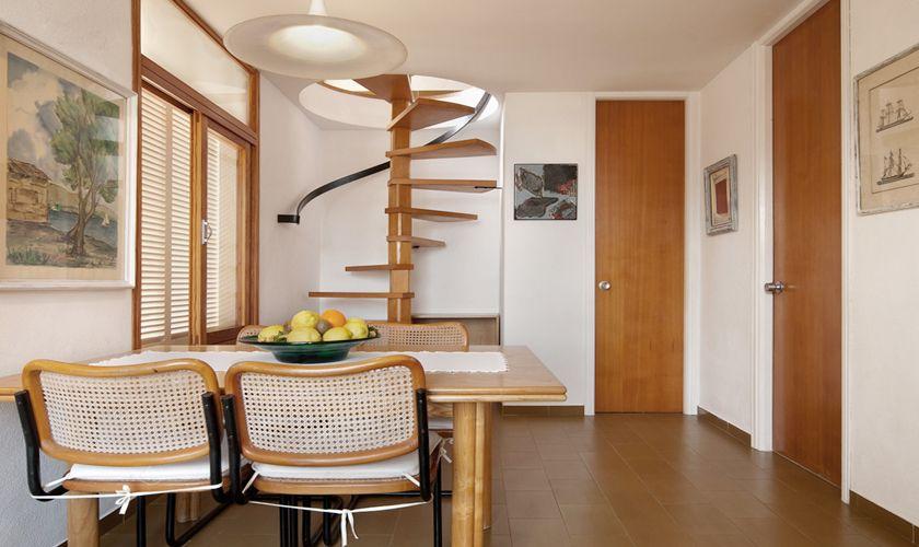 Essplatz Ferienhaus Mallorca Nordküste PM 3489