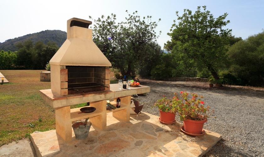 Barbecue Finca Mallorca 4 Personen PM 3506