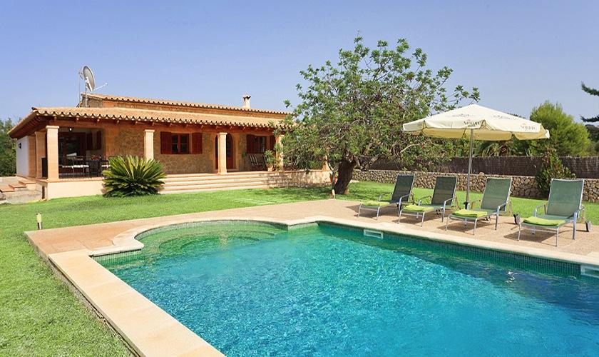 Pool und Finca Mallorca 4 Personen PM 3506