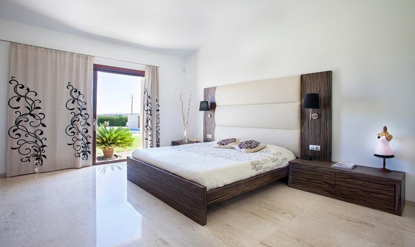 Schlafzimmer Exklusive Finca Mallorca 8 Personen PM 3507