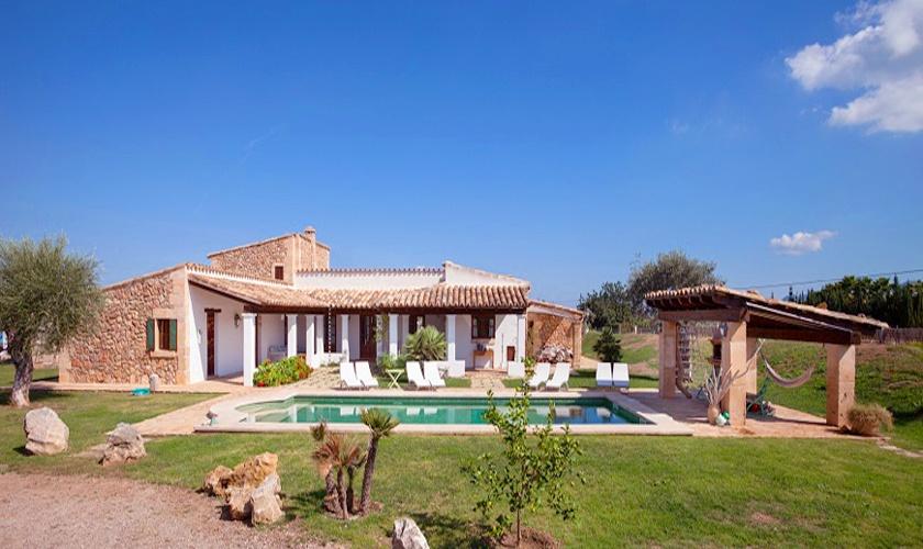 Pool und Finca Mallorca Norden PM 3509