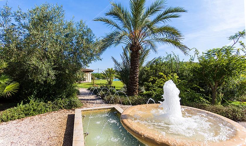 Garten Finca Mallorca Norden PM 3510