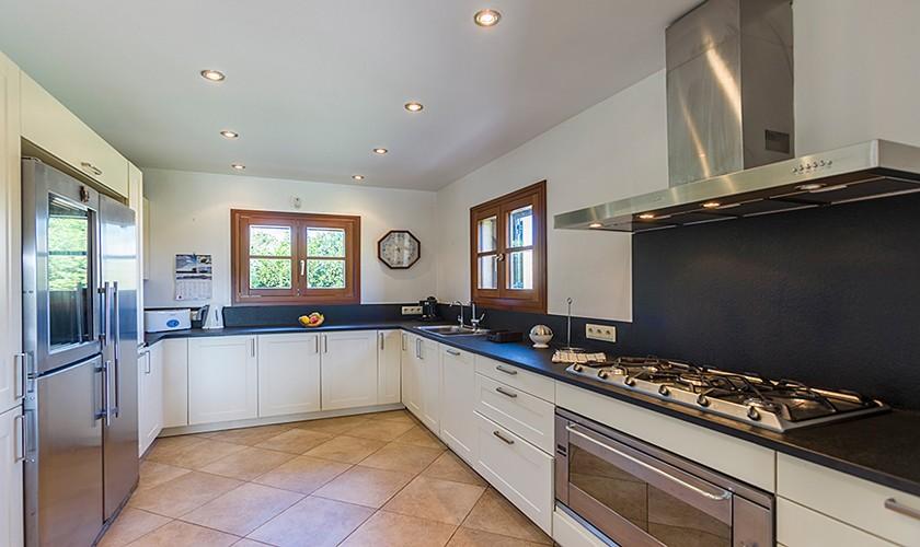 Küche Finca Mallorca Norden PM 3510