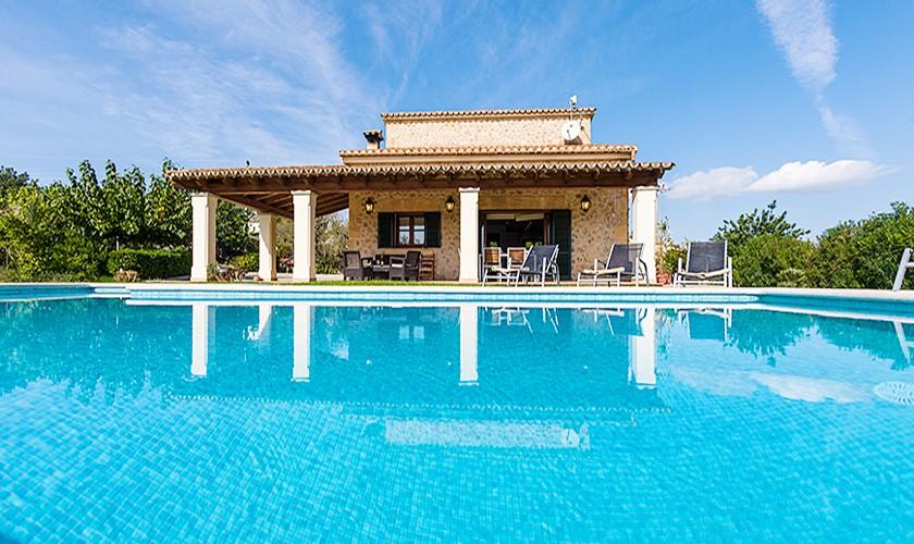 Pool und Ferienhaus Mallorca Norden PM 3510