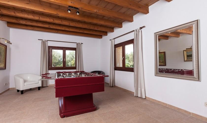 Billard Ferienhaus Mallorca 10 Personen PM 3511