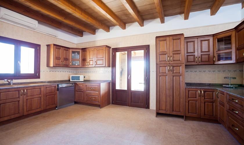 Küche Finca Mallorca 10 Personen PM 3511