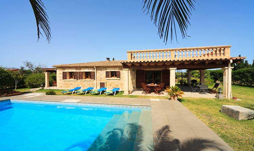 Pool und Finca Mallorca 4 Personen PM 3517