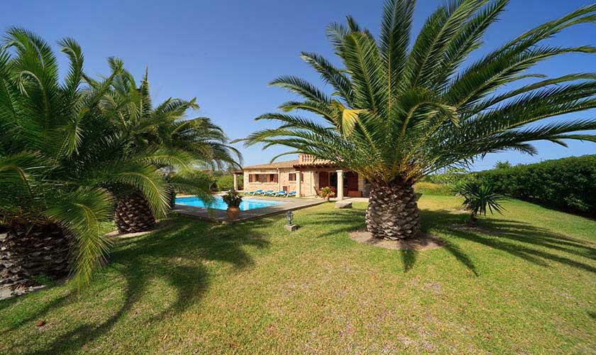 Garten und Finca Mallorca 4 Personen PM 3517