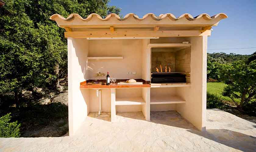 Barbecue Finca Mallorca für 4 Personen PM 3518