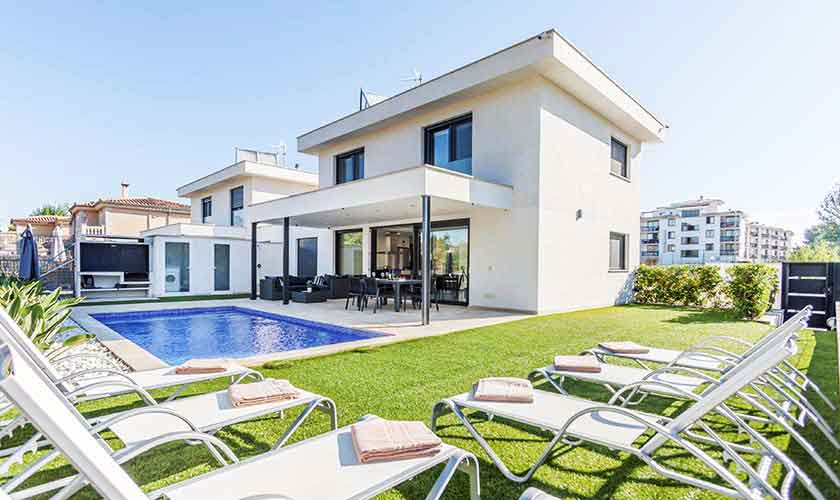 Pool und Ferienhaus Mallorca Nordküste PM 3519