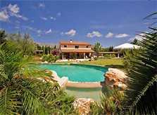 Pool und Villa Mallorca Norden PM 357