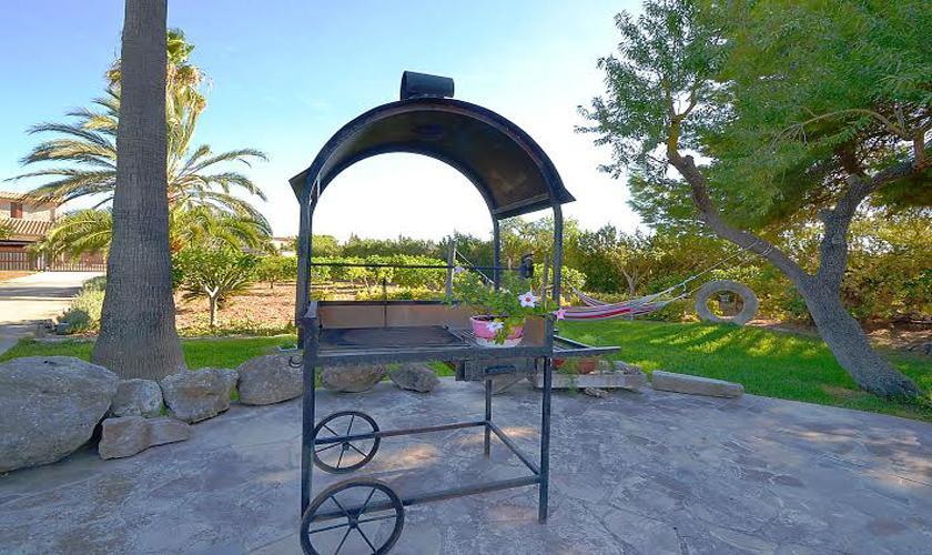 Barbecue Finca Mallorca PM 3705