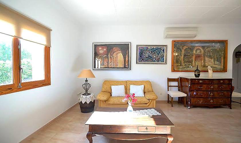 Wohnraum Finca Mallorca PM 3705