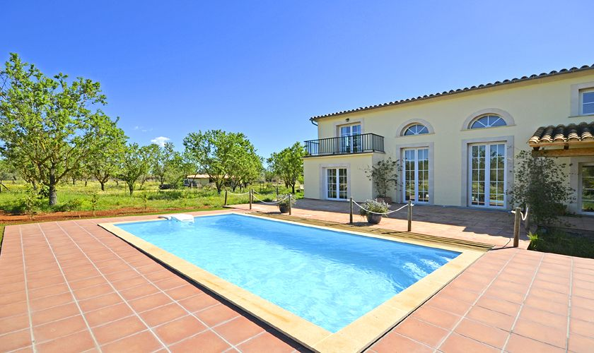 Pool und Ferienvilla Mallorca PM 3707