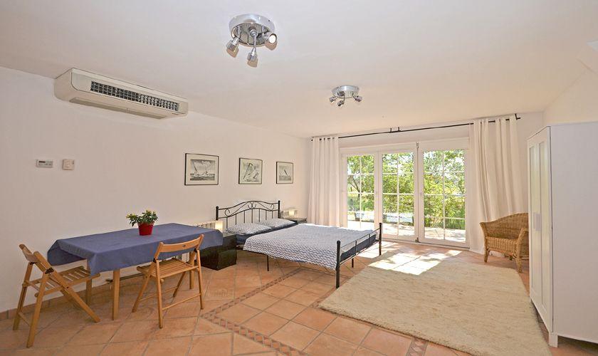 Schlafzimmer Finca Mallorca PM 3707