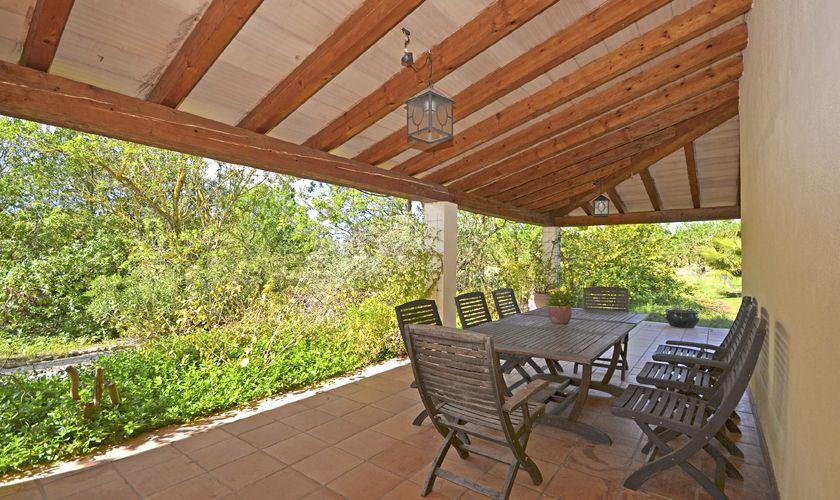 Terrasse Finca Mallorca PM 3707
